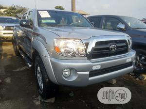 Toyota Tacoma 2008 4x4 Double Cab Silver   Cars for sale in Lagos State, Apapa