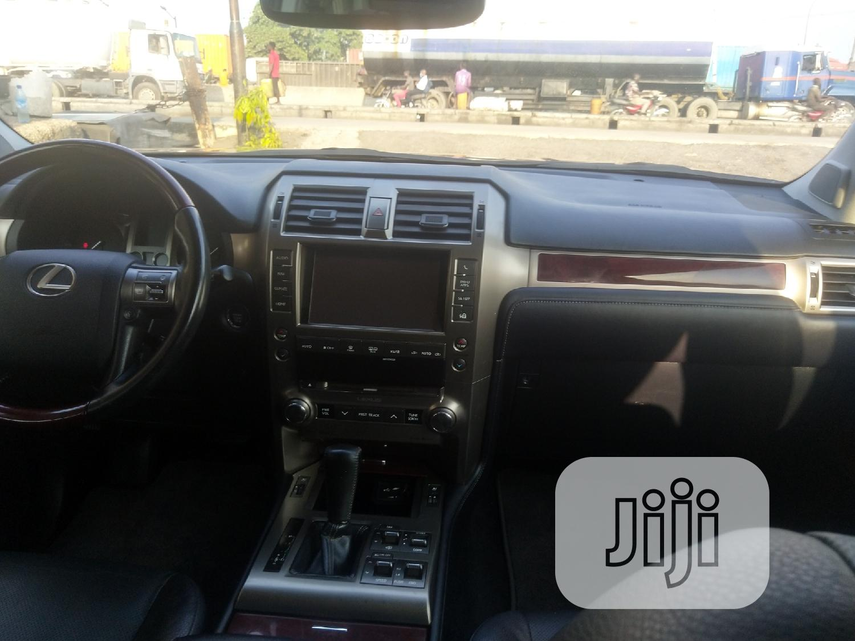 Archive: Lexus GX 2015 460 Luxury Black