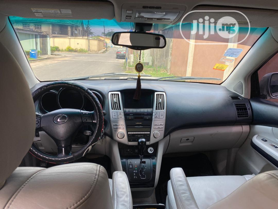Lexus RX 2005 330 Silver | Cars for sale in Alimosho, Lagos State, Nigeria