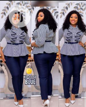 2 Piece Office Trouser Set Available In Size 44_50 | Clothing for sale in Lagos State, Ikeja