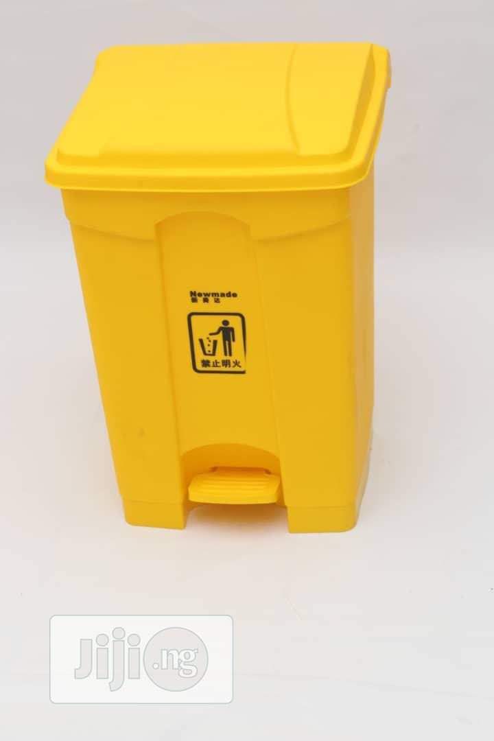 30l Pedal Plastic Bin
