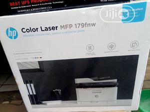 HP Colour Laser MFP 179fnw   Printers & Scanners for sale in Lagos State, Ikeja