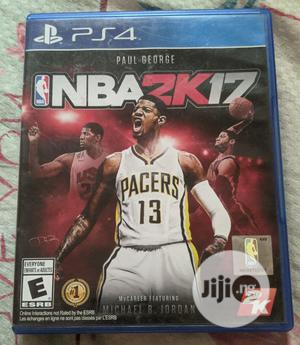 NBA 2k17 Basketball Game For PS4   Video Games for sale in Osun State, Osogbo