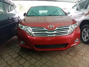 Toyota Venza 2009 V6 Red | Cars for sale in Lagos State, Amuwo-Odofin