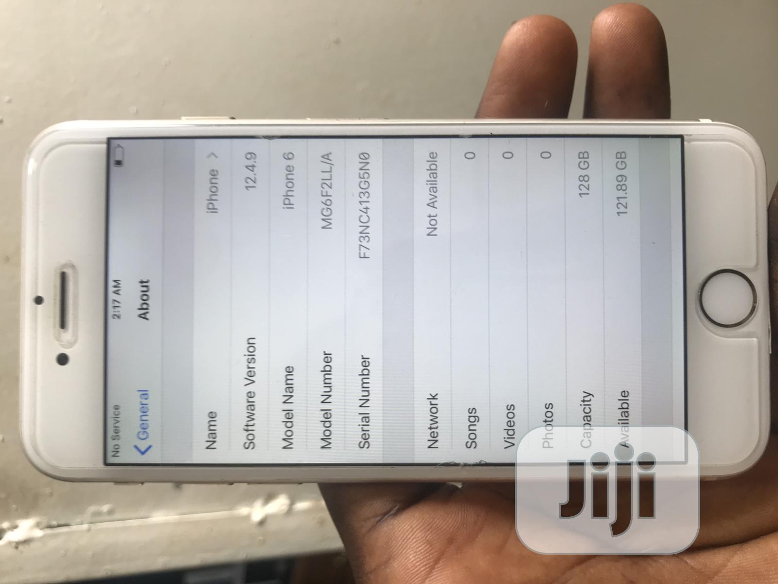 Apple iPhone 6 128 GB Gold | Mobile Phones for sale in Benin City, Edo State, Nigeria