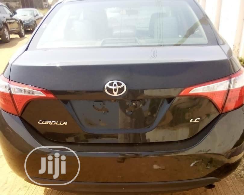 Toyota Corolla 2015 Black   Cars for sale in Ilorin East, Kwara State, Nigeria