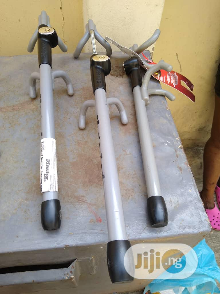 Car Steering Wheel Locks For Sale | Vehicle Parts & Accessories for sale in Kosofe, Lagos State, Nigeria