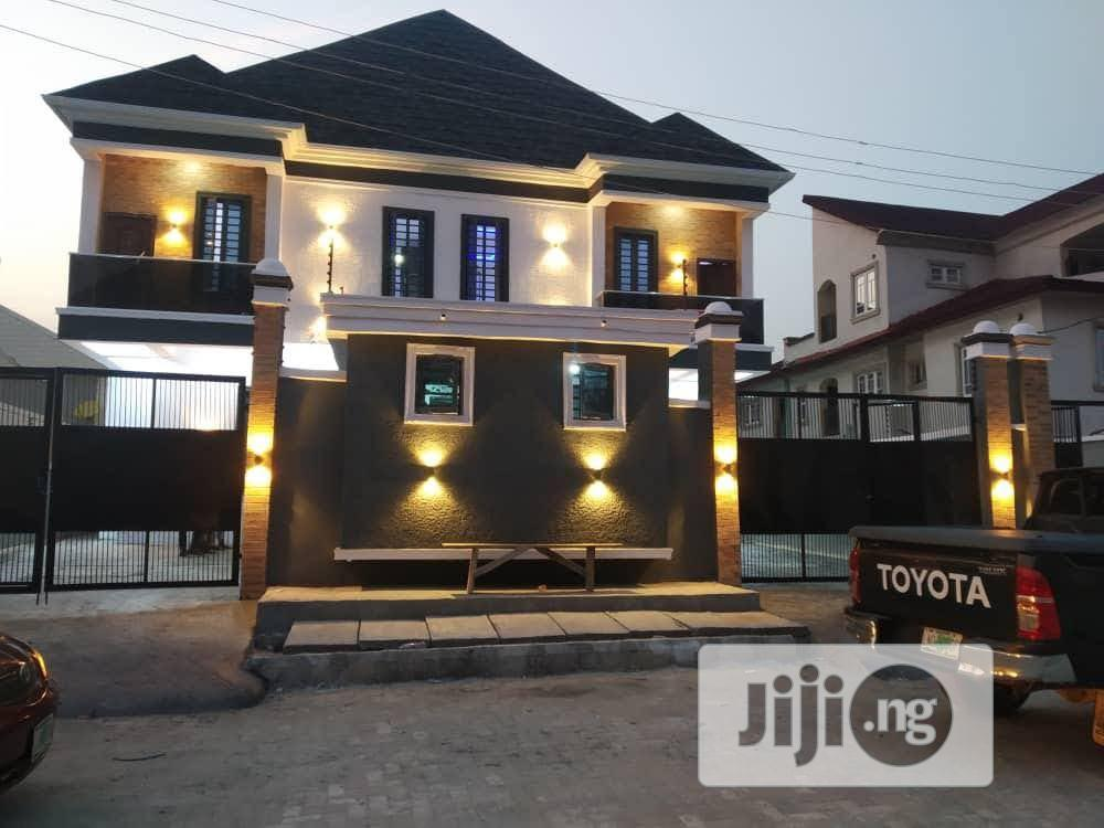 4bedroom Fully Detached Duplex With BQ