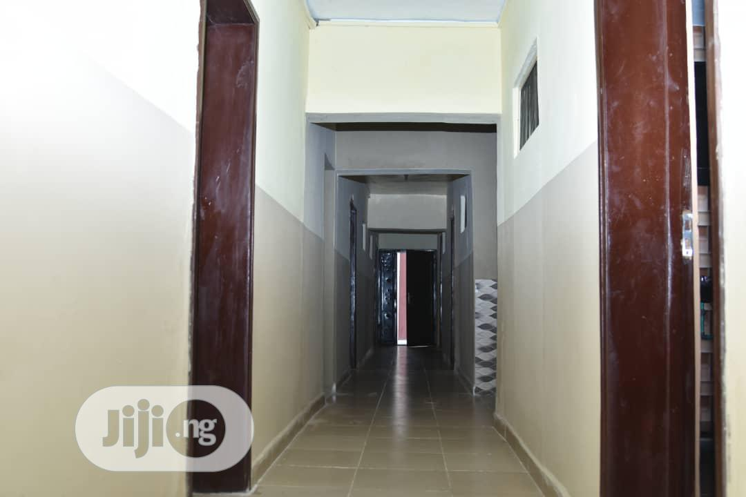 Archive: Newly Built Self Contain at Agbowo U.I Ibadan