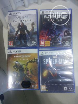 All Ps5 Disc Is Available | Video Games for sale in Abuja (FCT) State, Wuse 2