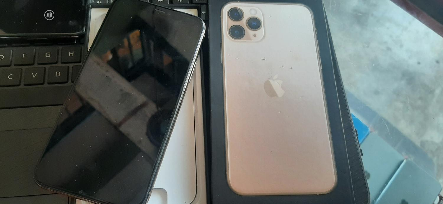 Apple iPhone 11 Pro 256 GB Gold | Mobile Phones for sale in Ikeja, Lagos State, Nigeria
