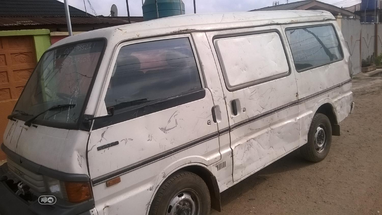 Mazda E2000 MWB Van | Buses & Microbuses for sale in Alimosho, Lagos State, Nigeria