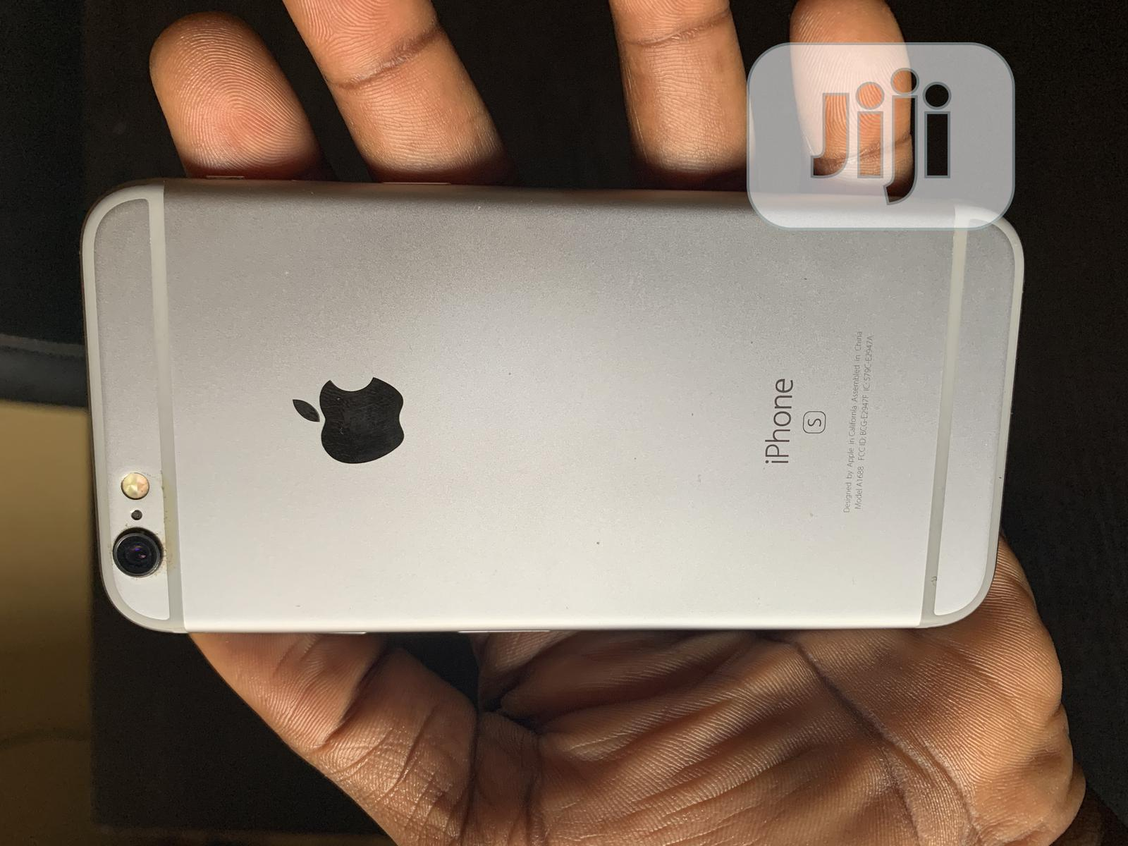 Apple iPhone 6s 64 GB Gray | Mobile Phones for sale in Surulere, Lagos State, Nigeria