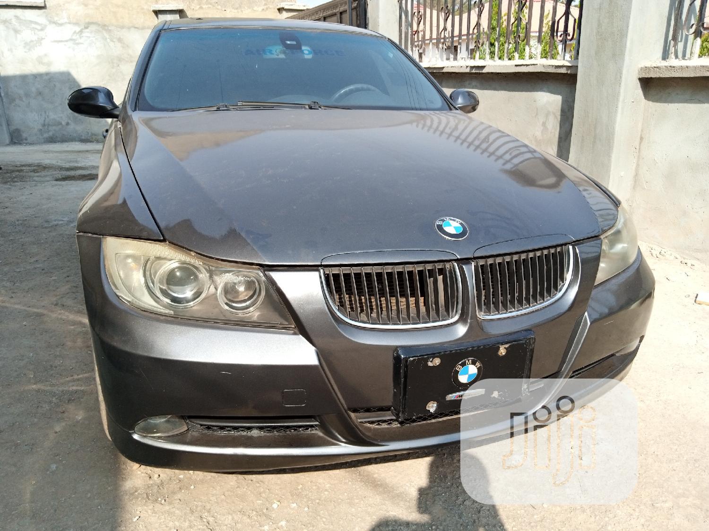 BMW 330i 2007 Gray | Cars for sale in Gwarinpa, Abuja (FCT) State, Nigeria