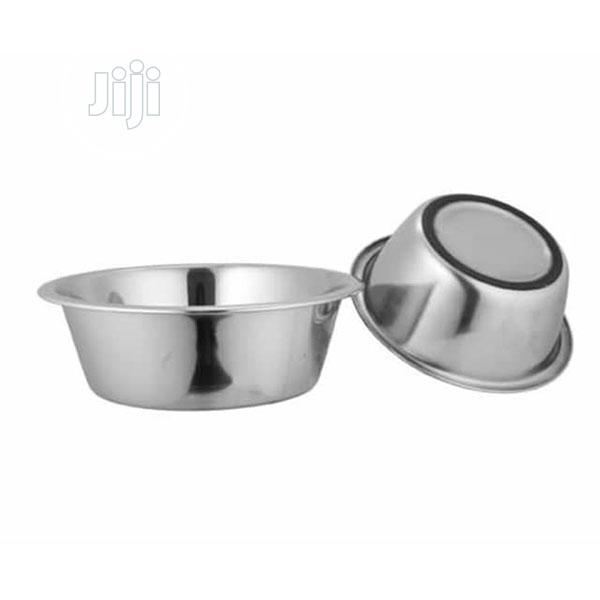Aglow Heavy Dishes With Anti Skid Ring (Bonded Rubber Ring)