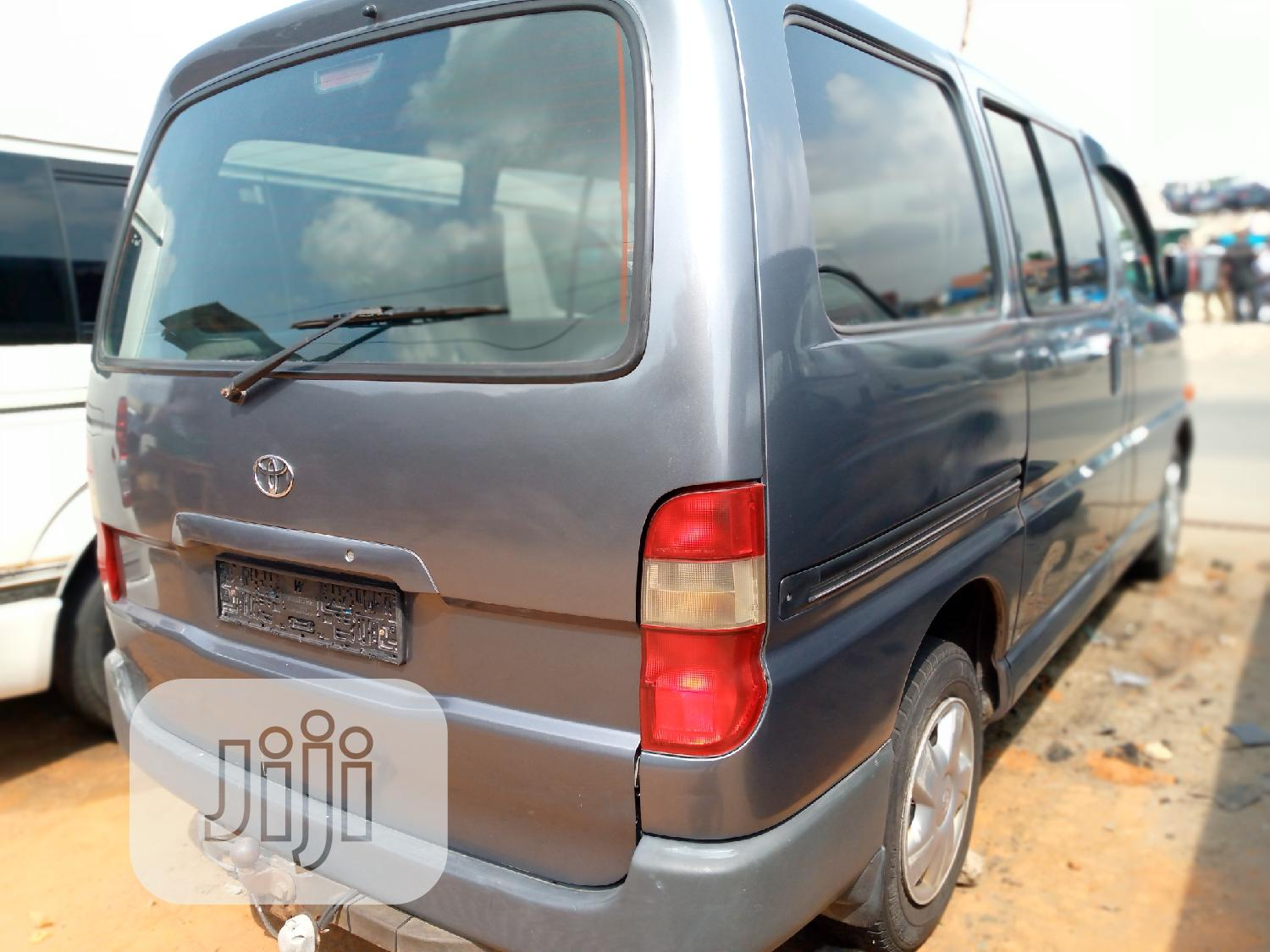 Toyota Hiace (Short Chasis)   Buses & Microbuses for sale in Apapa, Lagos State, Nigeria
