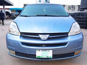 Toyota Sienna 2005 LE AWD Blue | Cars for sale in Lagos State, Ibeju