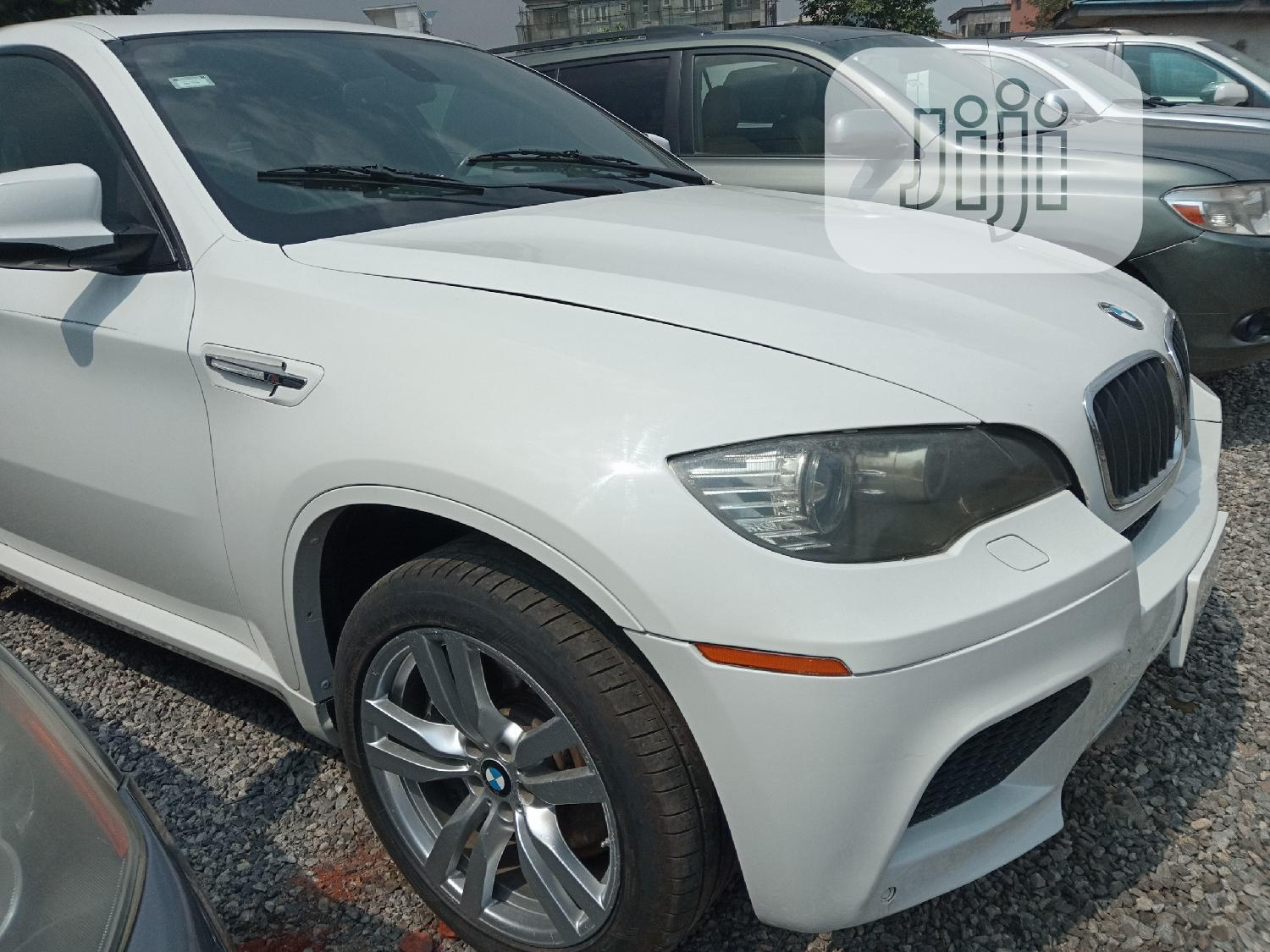 BMW X6 2011 White   Cars for sale in Yaba, Lagos State, Nigeria