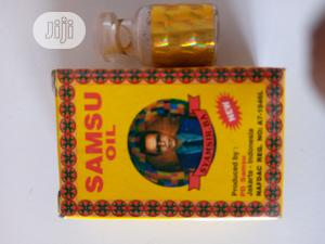 Samsu Delay Oil for Men | Sexual Wellness for sale in Abuja (FCT) State, Idu Industrial