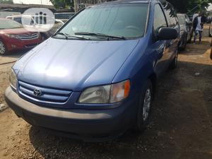 Toyota Sienna 2002 CE Blue | Cars for sale in Lagos State, Surulere