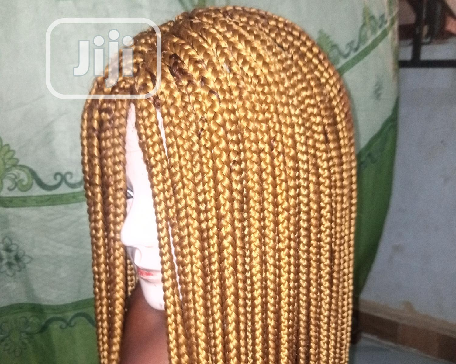 Archive: Quality Braided Wig