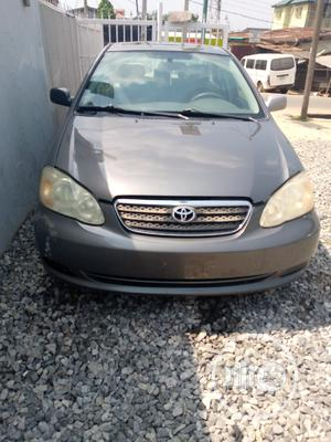 Toyota Corolla 2005 Gray   Cars for sale in Lagos State, Ikeja