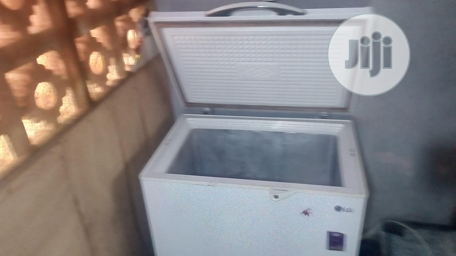 Archive: LG Chest Freezer