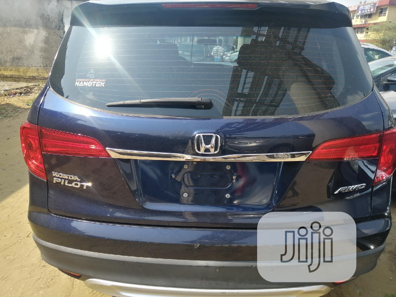 Honda Pilot 2016 Blue | Cars for sale in Port-Harcourt, Rivers State, Nigeria