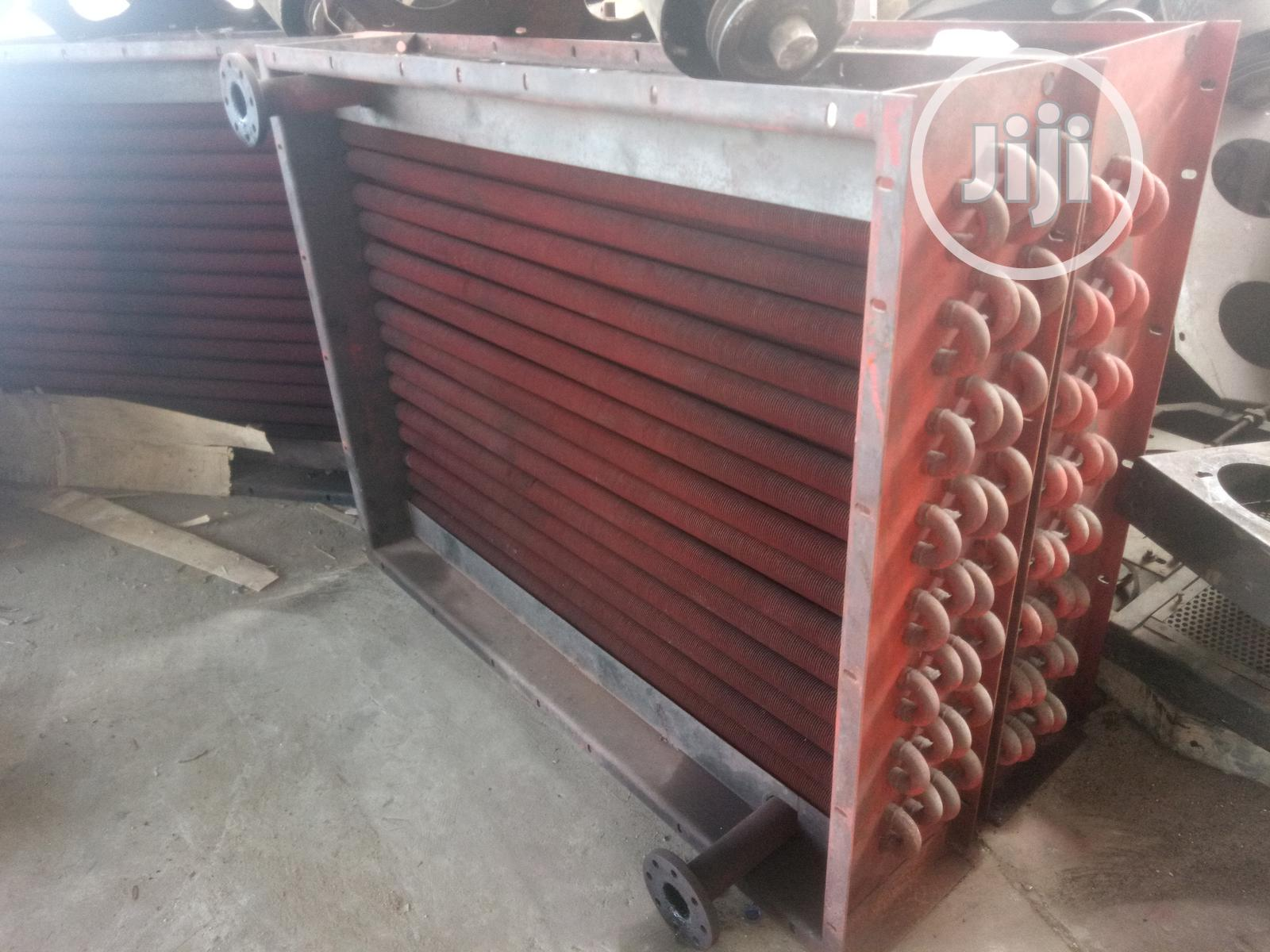 Archive: Finned Tube Air Heat Exchangers