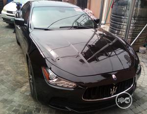 Maserati Ghibli 2015 Black   Cars for sale in Lagos State, Lekki