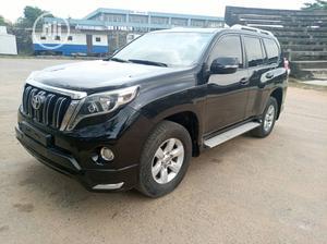 Toyota Land Cruiser Prado 2016 Black | Cars for sale in Lagos State, Yaba