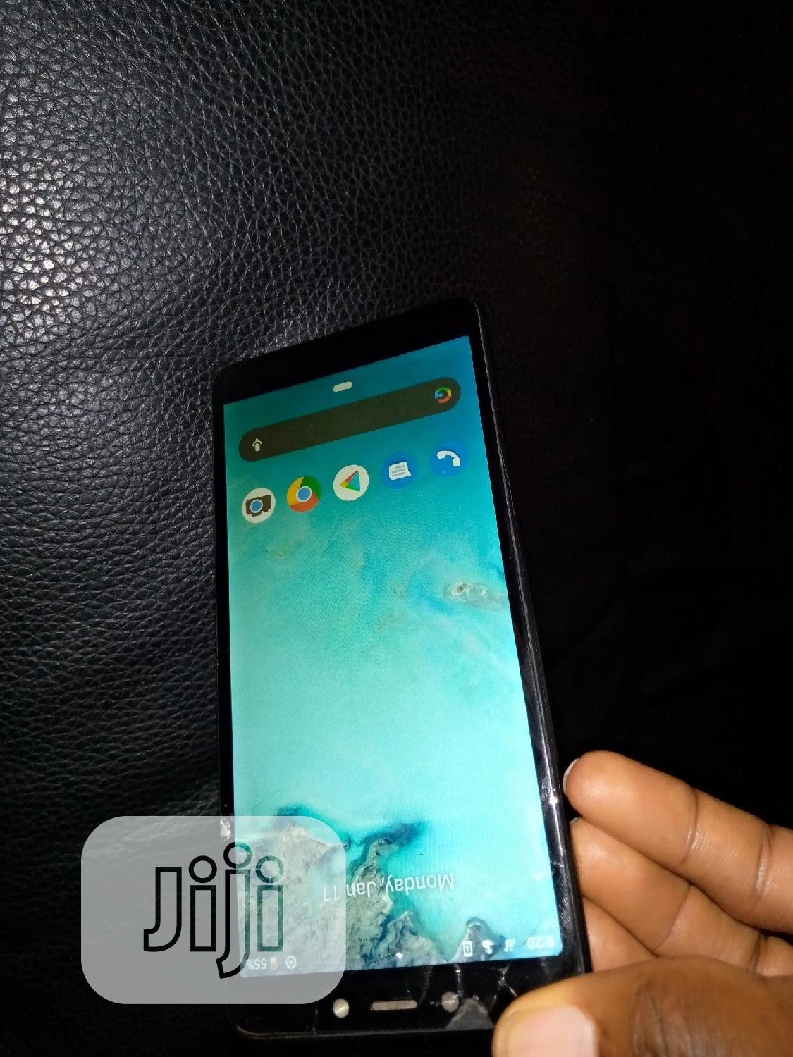 Infinix Note 5 32 GB Black
