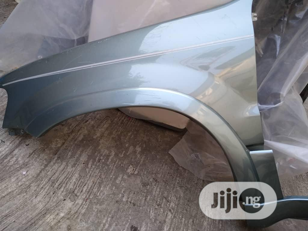 Ford Escape 01-07 Left Front Fender
