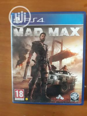 Mad Max Ps4 | Video Games for sale in Lagos State, Ogudu