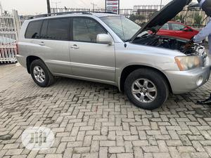 Toyota Highlander 2002 V6 AWD Silver | Cars for sale in Lagos State, Ikeja
