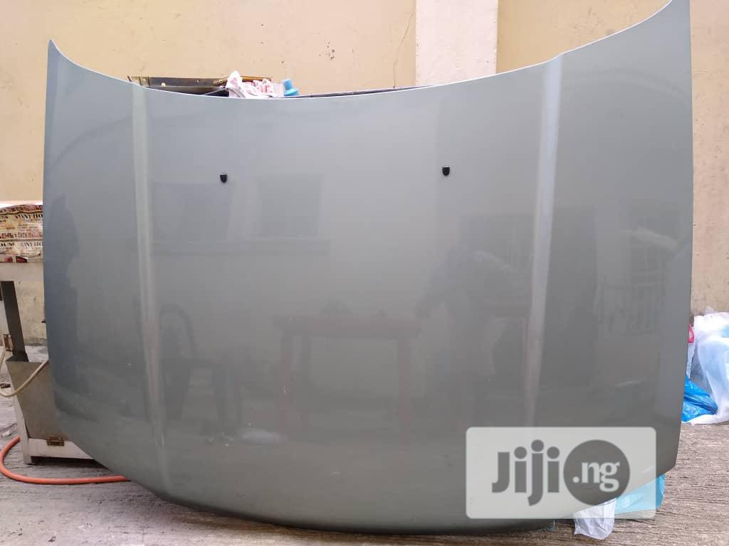 Ford Escape Hood