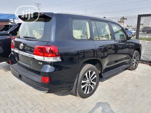 New Toyota Land Cruiser 2020 5.7 V8 VXR Black   Cars for sale in Lagos State, Lekki