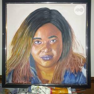 Painting Portrait | Arts & Crafts for sale in Lagos State, Surulere