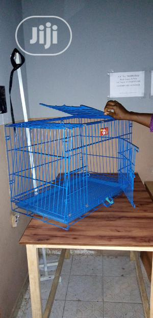Collapsible Dog Cage of Various Sizes | Pet's Accessories for sale in Abuja (FCT) State, Gwagwalada