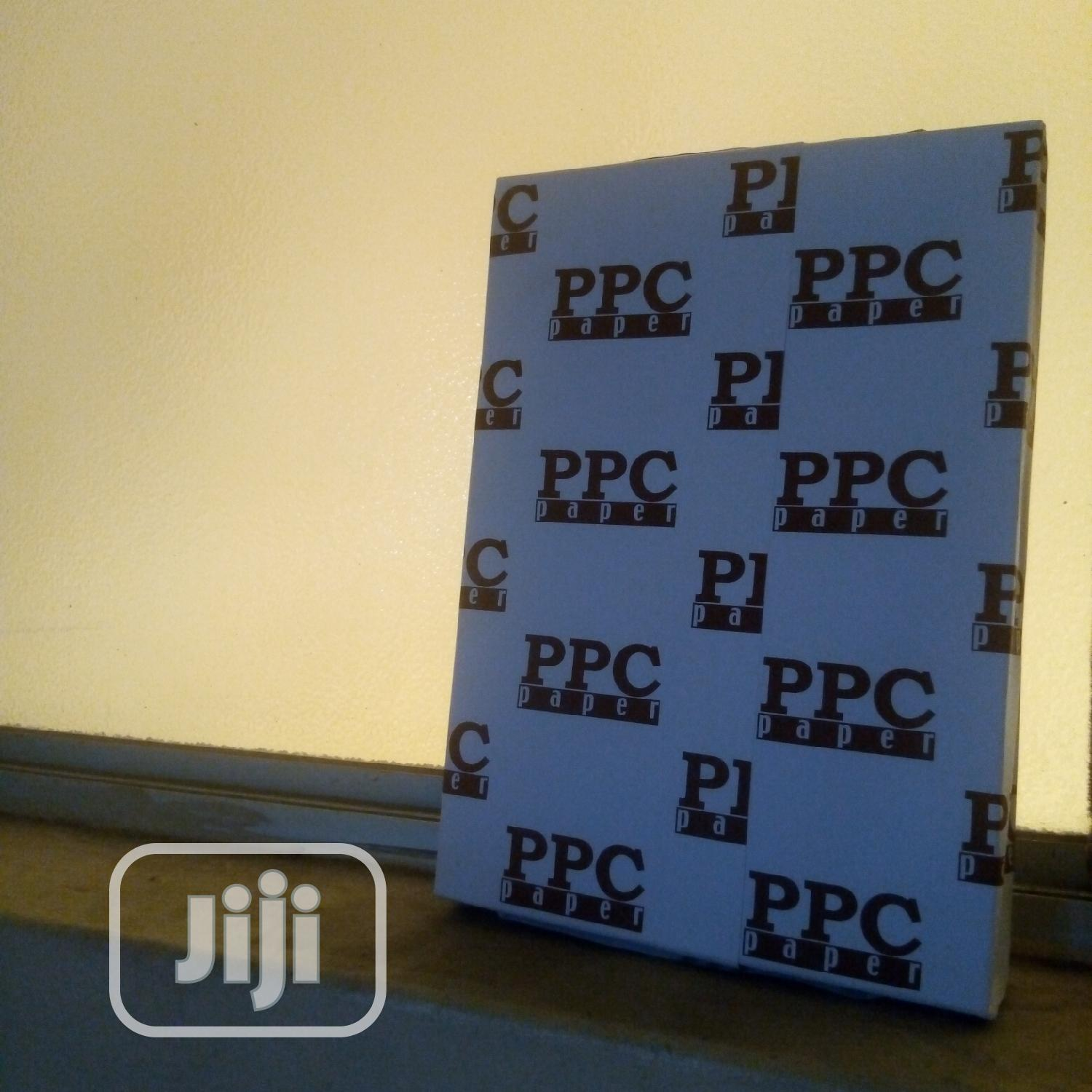 Archive: PPC A4 Papers Are Useful for Official Purposes
