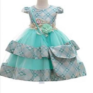 Classy Girls Dress With Outing Bag | Children's Clothing for sale in Lagos State, Ojodu