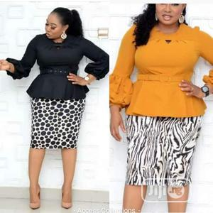 Plus Size Beautiful Skirt Suit (Turkey) | Clothing for sale in Abuja (FCT) State, Garki 1