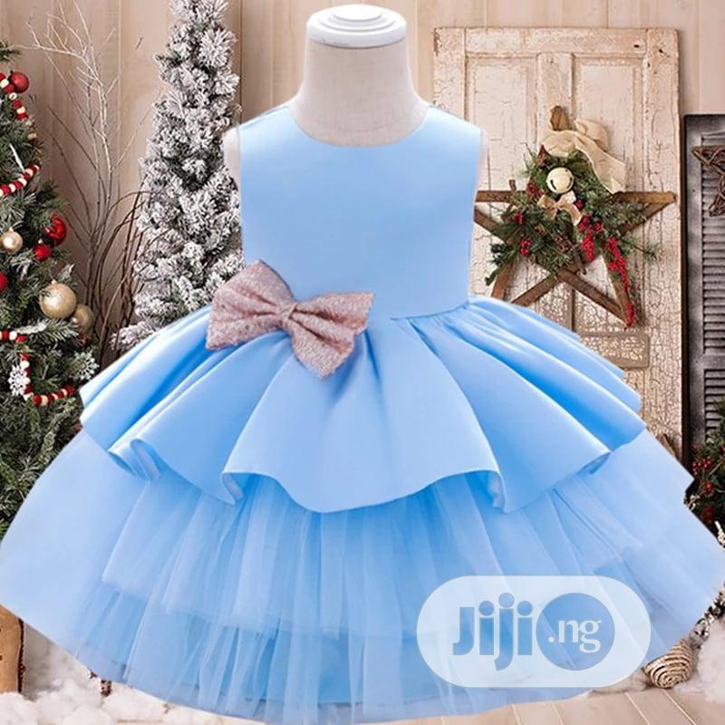 1st Year Baby Dress