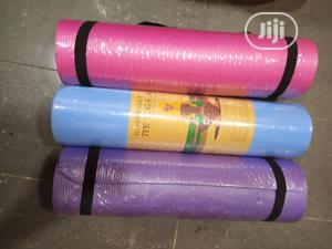 Quality Yoga Mat   Sports Equipment for sale in Lagos State, Surulere