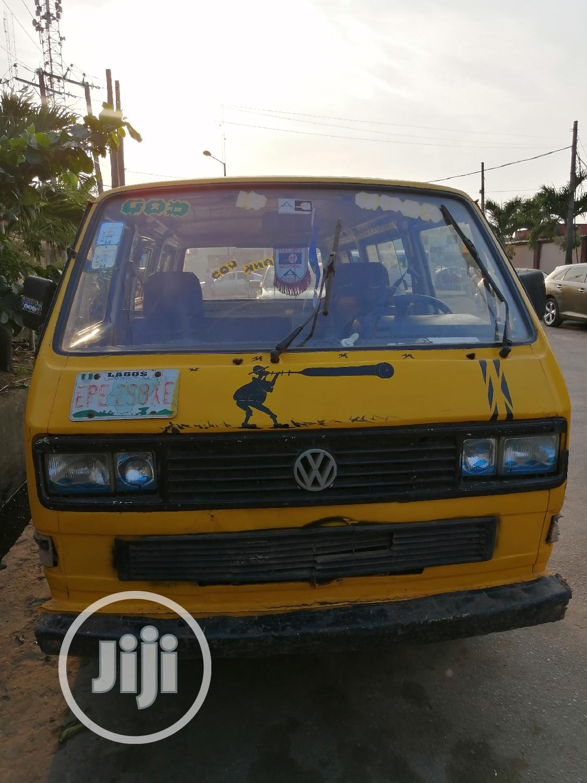 Volkswagen Transporter 1999 | Buses & Microbuses for sale in Ikeja, Lagos State, Nigeria