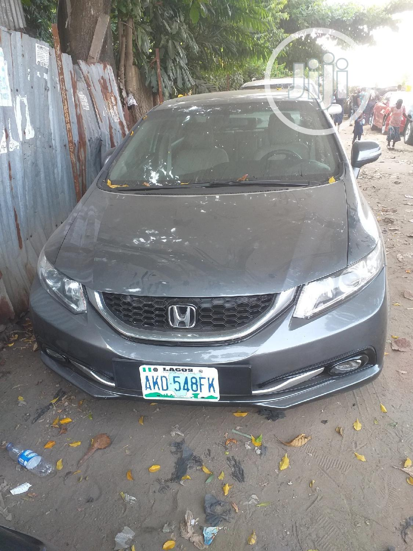 Honda Civic 2014 Gray