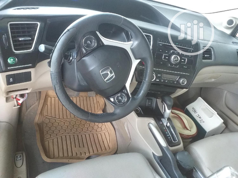 Honda Civic 2014 Gray | Cars for sale in Surulere, Lagos State, Nigeria