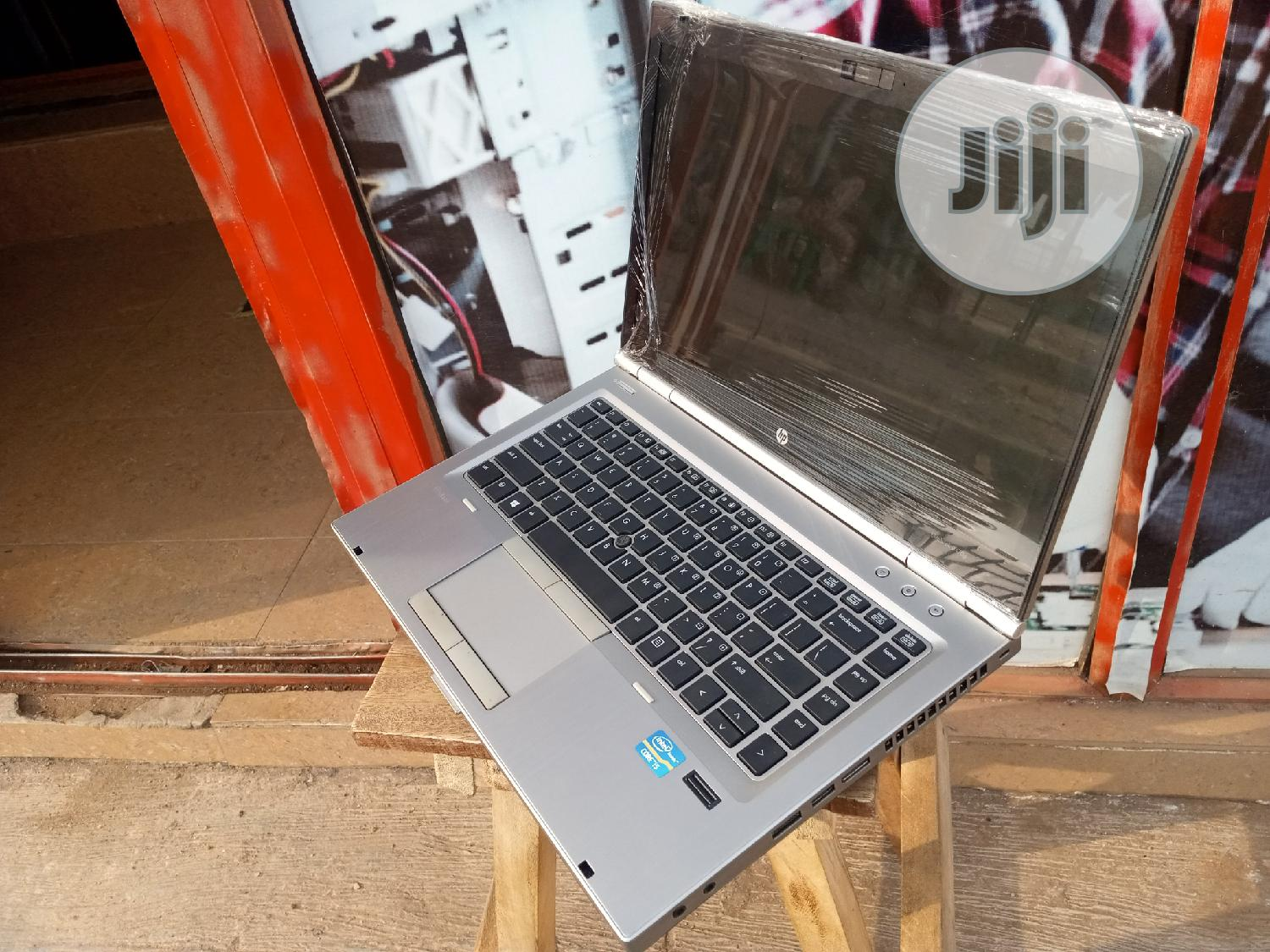 Laptop HP EliteBook 8460P 4GB Intel Core i5 HDD 500GB | Laptops & Computers for sale in Akure, Ondo State, Nigeria
