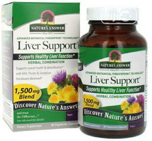 Nature's Answer Liver Support | Vitamins & Supplements for sale in Lagos State, Ikoyi