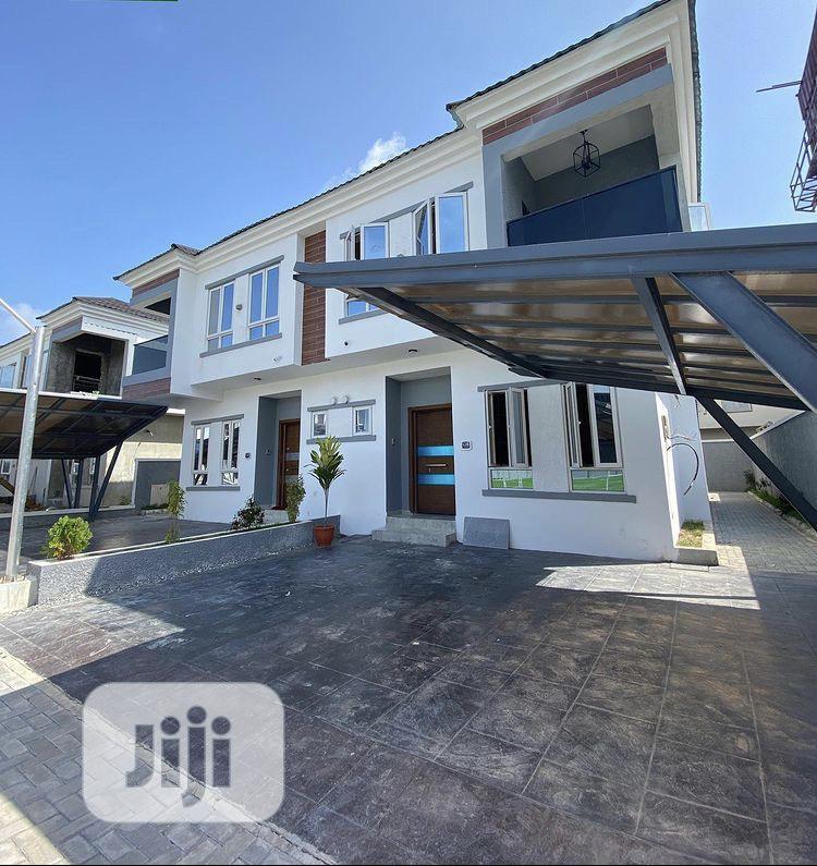4bedroom Semi Detached Duplex at Ikate Elegushi Lagos